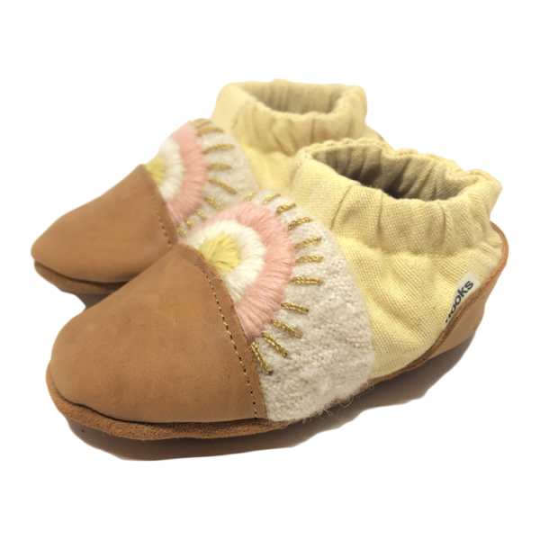 Nooks Design - Singing Sands canvas shoes 1