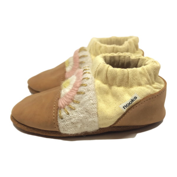 Nooks Design - Singing Sands canvas shoes 3