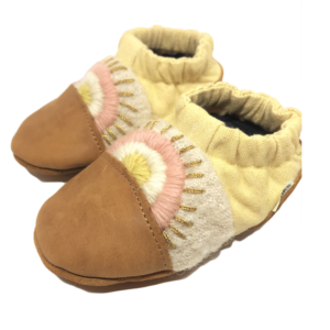 Nooks Design - Singing Sands canvas shoes 4