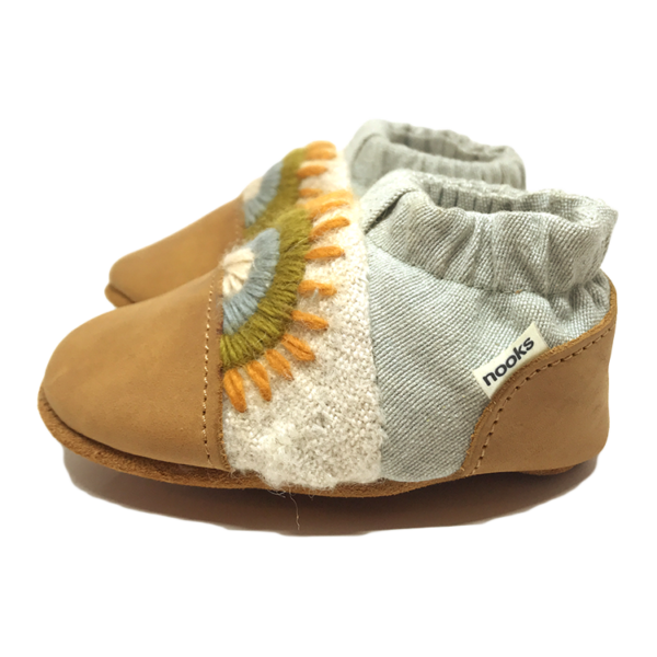 Nooks Design - Warm Land canvas shoes 2